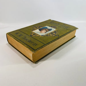Vanity Fair by W.M. Thackeray published by Hurst & Co-Reading Vintage