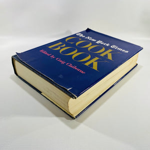 The New York Times Cookbook edited by Craig Claiborne 1961