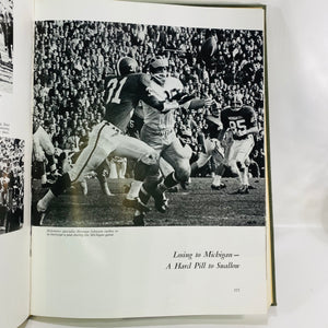 Michigan State Wolverine 1965 Yearbook E Lansing Mich-Reading Vintage
