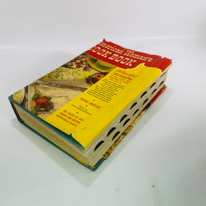 American Woman's Cook Book Ruth Berolzheimer 1950- Reading Vintage