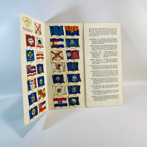 The Glorious 50 Foldable Pamphlet with Stories of our 50 Flags