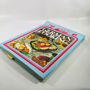 German Cooking by Ruth Malinowski 1978