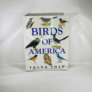 Birds of America by Frank Shaw 1990-Reading Vintage