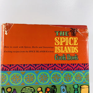 The Spice Islands Cookbook by the Spice Islands Kitchens 1963 A Vintage Cookbook