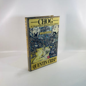 Chog A Gothic Fantasy is a brief, darkly humorous tragedy of such style one has to wonder what collaborations might have taken place between Quentin Crisp and the director Tim Burton.