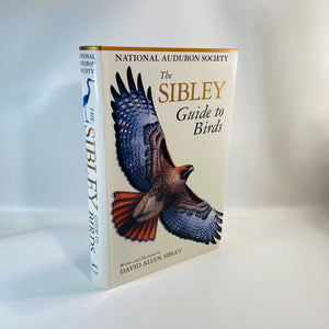 The Sibley Guide to Birds by David Sibley 2001-Reading Vintage