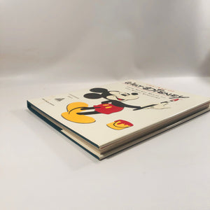 The Art of Walt Disney by Christopher Finch 1975 Vintage Book