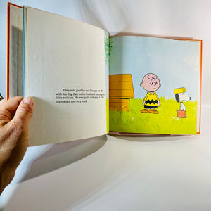 He's Your Dog, Charlie Brown by Charles M. Schulz 1967-Reading Vintage