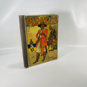 Pirates by Edward Shirley published by T Nelson & Sons-Reading Vintage