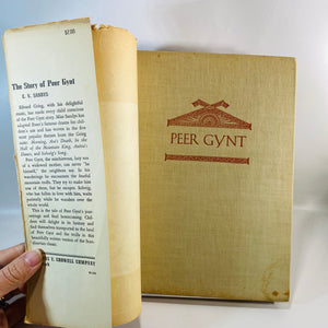 The Story of Peer Gynt adapted by E.V. Sandys 1941
