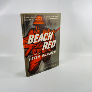 Beach Red by Peter Bowman 1945