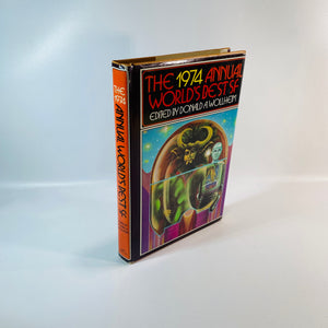 The 1974 Annual World's Best Science Fiction edited by Donald Wollheim 1974