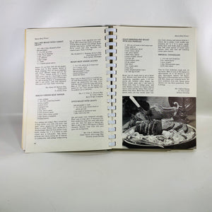 Episcopal Church Womans Cookbook by Women of the Church 1970-Reading Vintage