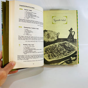 Favorite Recipes of America Salads including appetizers 1968-Reading Vintage