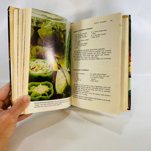 Busy Woman's Cookbook by the Food Editors of Farm Journal 1971-Reading Vintage