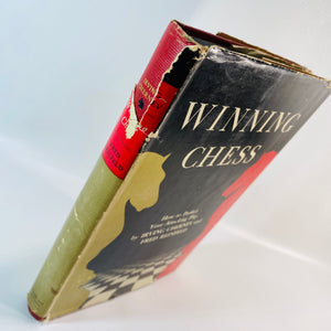 Winning Chess How to Perfect your Attacking Play by Irving Chernev  1948