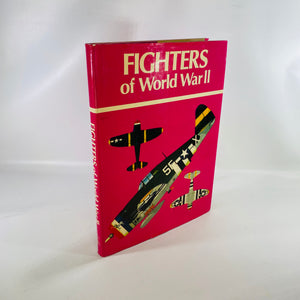 Fighters of World War II by Charles W. Cain 1979-Reading Vintage
