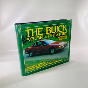 The Buick A Complete History by Terry Dunham 1987-Reading Vintage