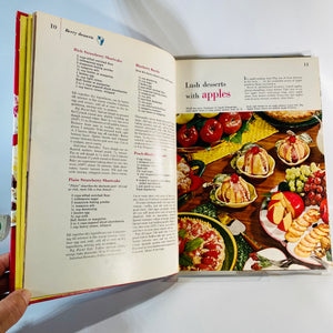 Desert Cook Book by The Better Homes & Gardens 1967-Reading Vintage