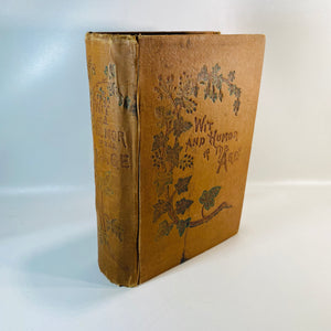 Wit and Humor of the Age by Melville Landon 1893-Reading Vintage