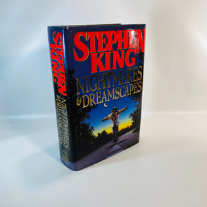 Nightmares & Dreamscapes Stephen King 1993 1st Edition-Reading Vintage