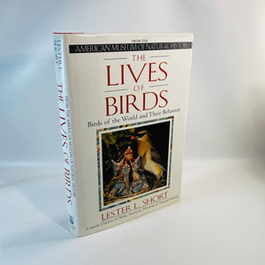 The Lives of Birds by Lester Short First Edition 1993-Reading Vintage