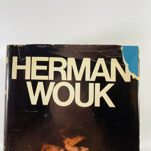 War and Remembrance Volume One and Two by Herman Wouk 1978