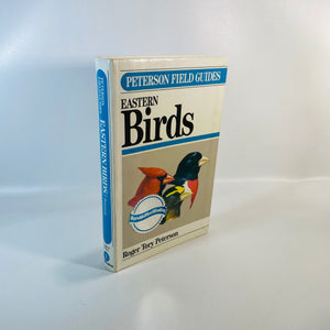 Eastern Birds Roger Peterson a Peterson Field Guide 1980-Reading Vintage