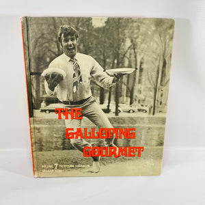 The Galloping Gourmet Television Cookbooks by Graham Kerr Volume 1-7 Fremantle International Inc 1969-1971