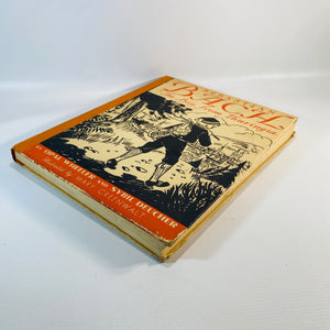 Sebastian Bach Boy from Thuringia by Opal Wheeler 1940-Reading Vintage