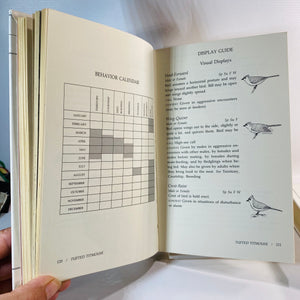 A Guide to Bird Behavior Volume I & II by Donald Stokes-Reading Vintage