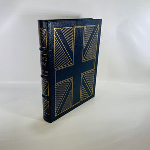 Lord Jim by Joseph Conrad 1977 Easton Press -Reading Vintage