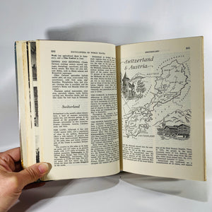 Encyclopedia of World Travel Volume One and Two 1967