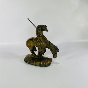 End of the Trail A Bronze Cast by James Earl Fraser-Reading Vintage