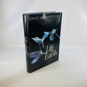 Life on Earth by David Attenborough 1979-Reading Vintage
