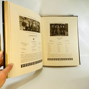 Wolverine Yearbook 1932 Michigan State College 75th Anniversary