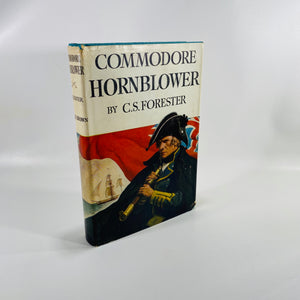 Commodore Hornblower by C.S. Forester 1944