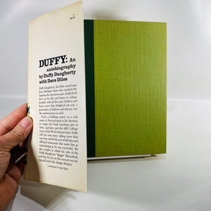 Duffy: an autobiography by Duffy Daugherty 1974