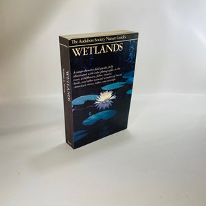Audubon Nature Guides Wetlands by William Niering 1985-Reading Vintage