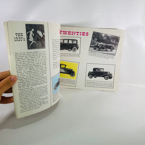 Famous GM Cars A General Motors Family Album 1962