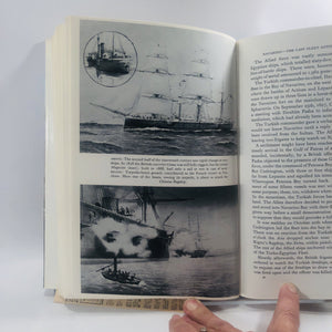25 Centuries of Sea Warfare by Jacques Mordal 1959 A Vintage Book