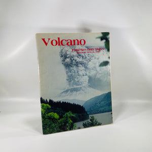 Volcano First Seventy Days Mount Saint Helens 1980 by Robert Shangle