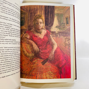 The Portrait of a Lady by Henry James 1978 Easton Press part of the 100 Greatest Books Ever Written