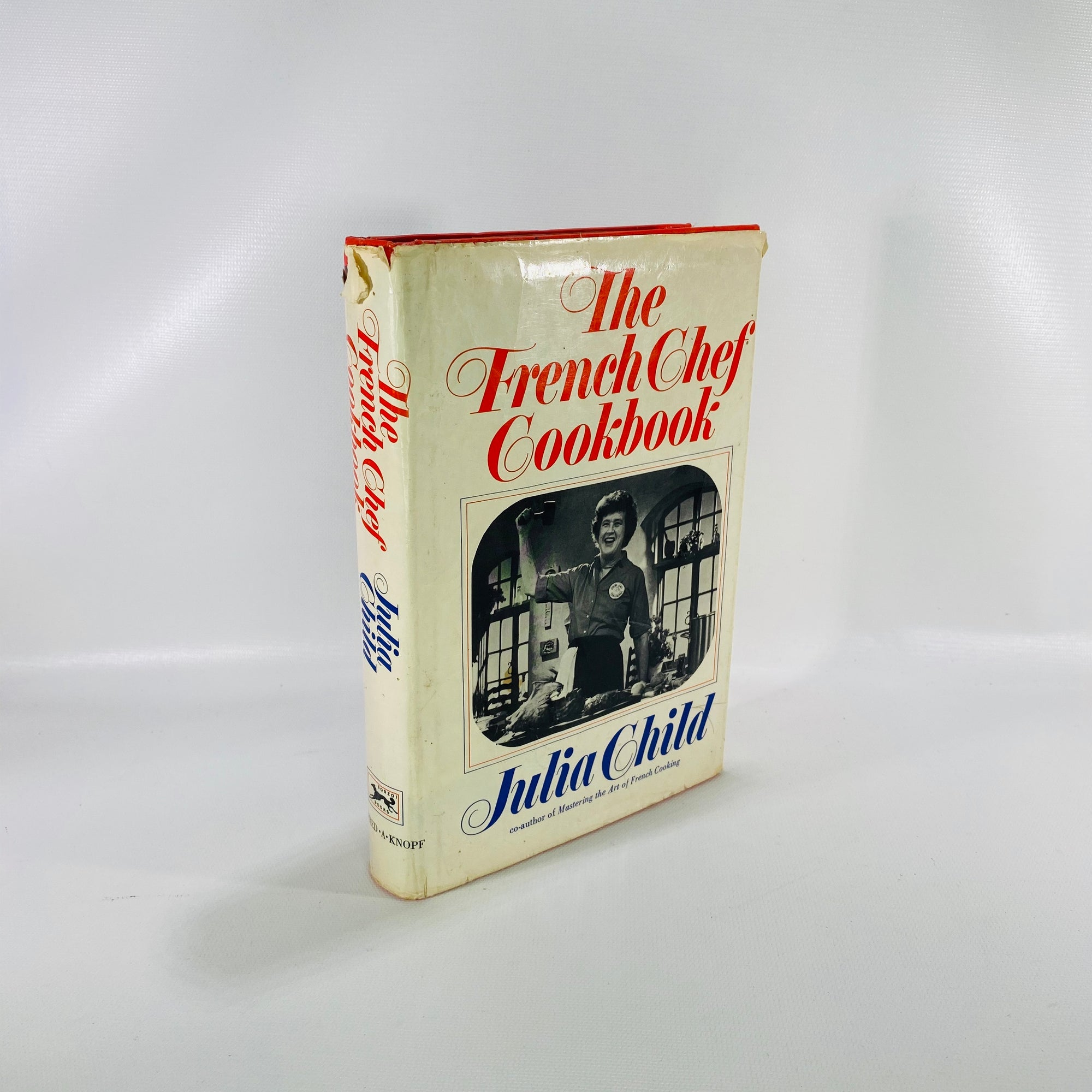 The French Cookbook by Julia Child 1978-Reading Vintage