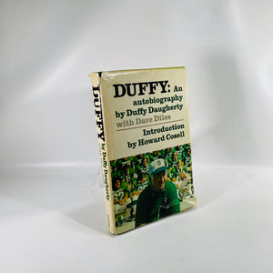 Duffy: an autobiography by Duffy Daugherty 1974-Reading Vintage
