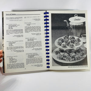 The Grange Cookbook Desserts including Party Beverages 1967