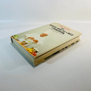 The White House Cookbook by Rene' Verdon 1967 First Edition