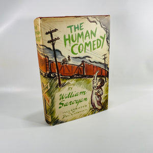 The Human Comedy by William Saroyan 1943