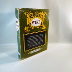 Wine by Hugh Johnson 1972-Reading Vintage