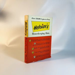 Heloise Housekeeping Hints by Heloise 1964